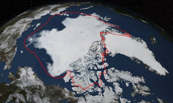[날씨 영상] 한반도 최강추위가 북극 탓? 얼음 녹으면서 '북극 한파' 남하