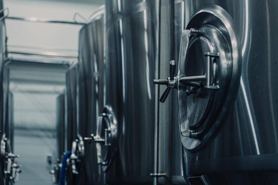 카브루 가평 브루어리에 있는 맥주 생산시설 (카브루 제공) 2020.3.24/그린포스트코리아