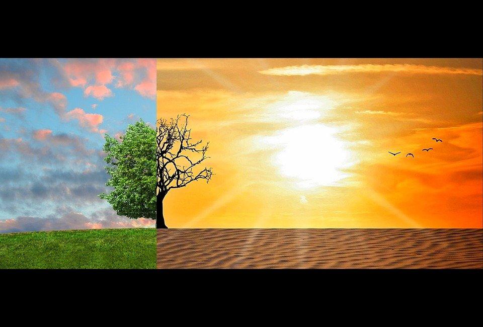 온실가스 배출 줄여 지구온난화를 막자는 건 사실 신선한 주장은 아니다. 이미 오래전부터 누구나 여러 곳에서 들어온 얘기여서다. 하지만 파리기후변화협약에는 중요한 의미가 하나 있다. '전 세계가 모두 힘을 모아 온실가스를 줄이고 기후변화에 대응하자'는 취지다. (픽사베이 제공)/그린포스트코리아
